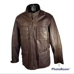 🆕 Vintage 2009 Indian Motorcycle 3pc Coat Size M
